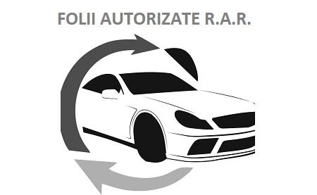 Folii auto omologate RAR