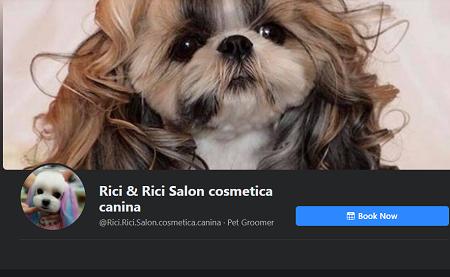 Salon cosmetica canina